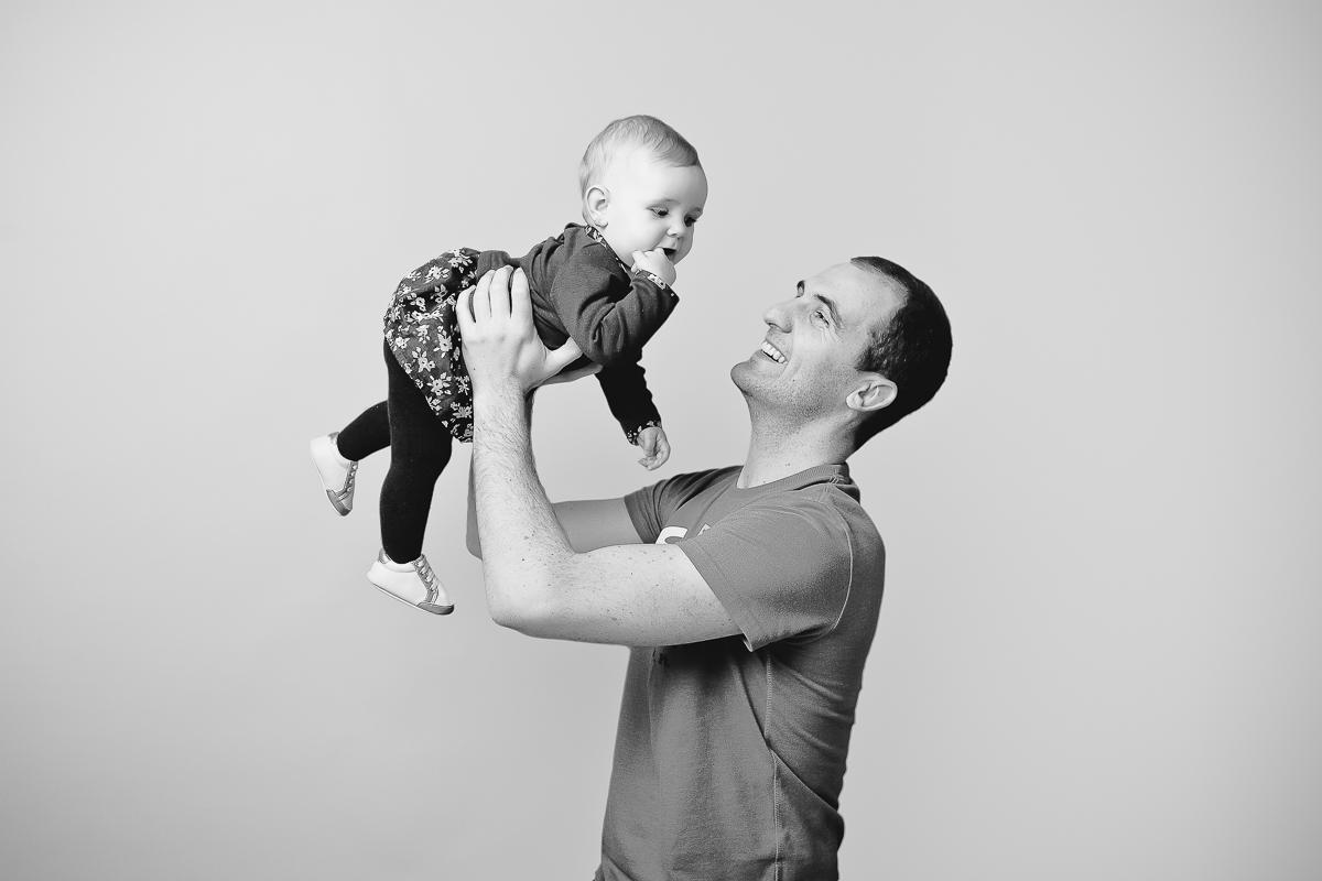 photos famille en studio deauville