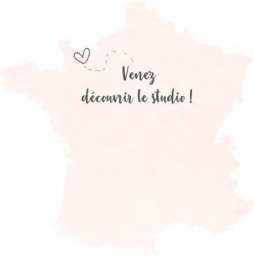 Studio à caen en Normandie