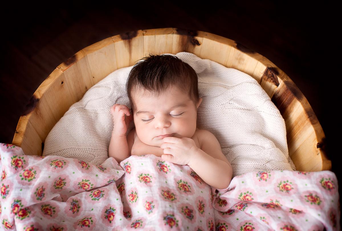 photographe nouveau-né normandie calvados