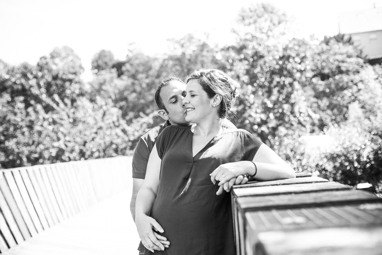 couple grossesse caen