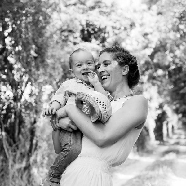 Séance Famille Luc sur Mer | Milo et ses parents