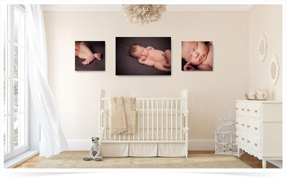 séance photo bébé falaise