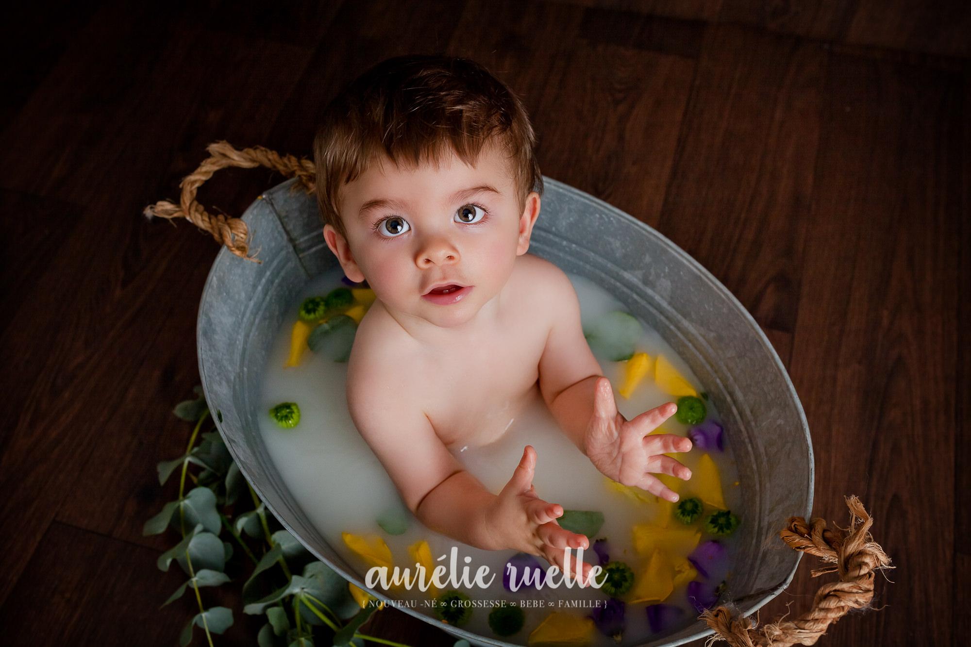 bébé bain de lait caen