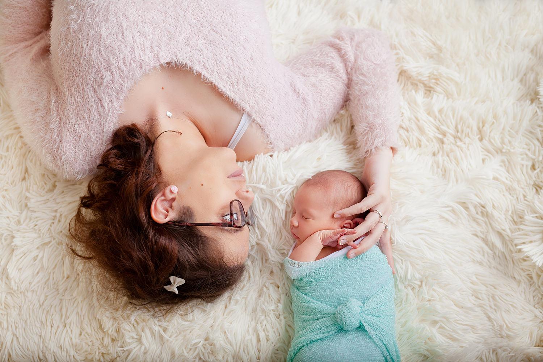 bébé et maman caen