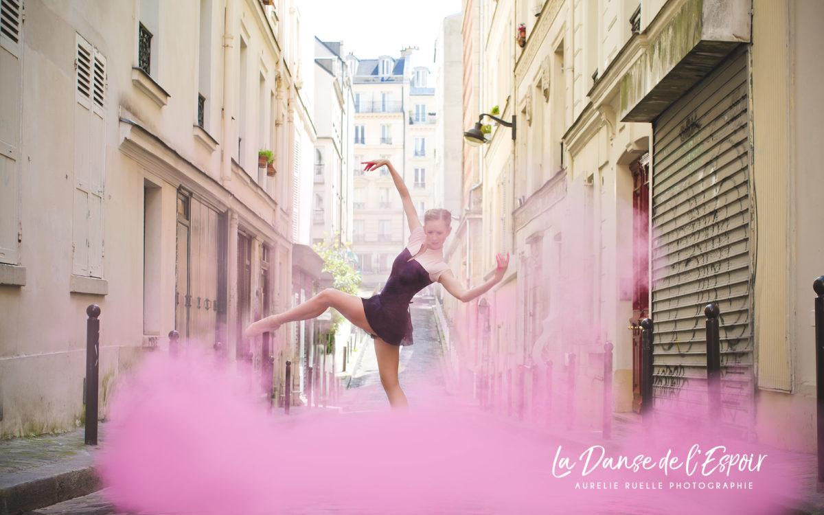 La danse de l'espoir - Projet caritatif contre le cancer
