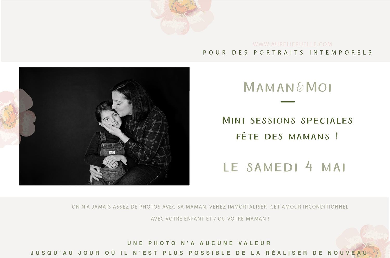 mini séances photos fête des mères caen