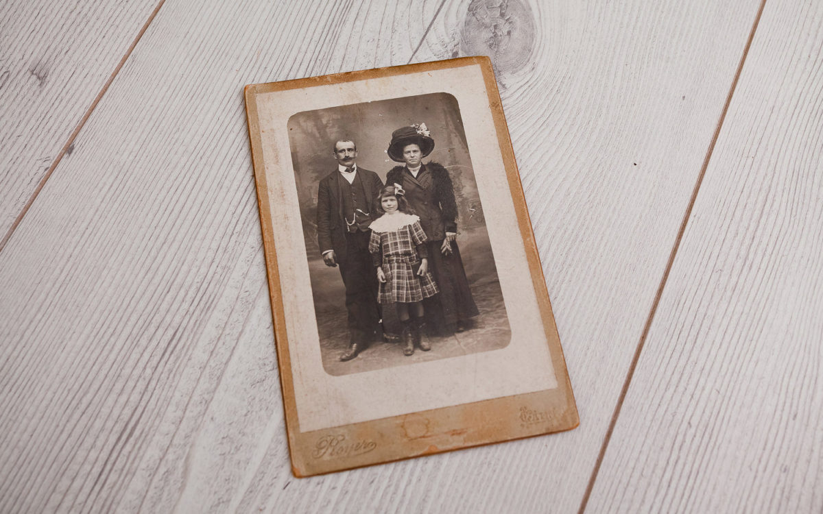 Imprimer vos photos de famille