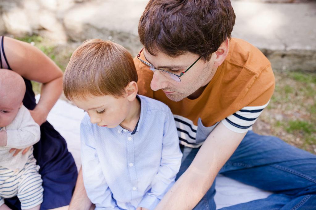 photographe séance famille clecy