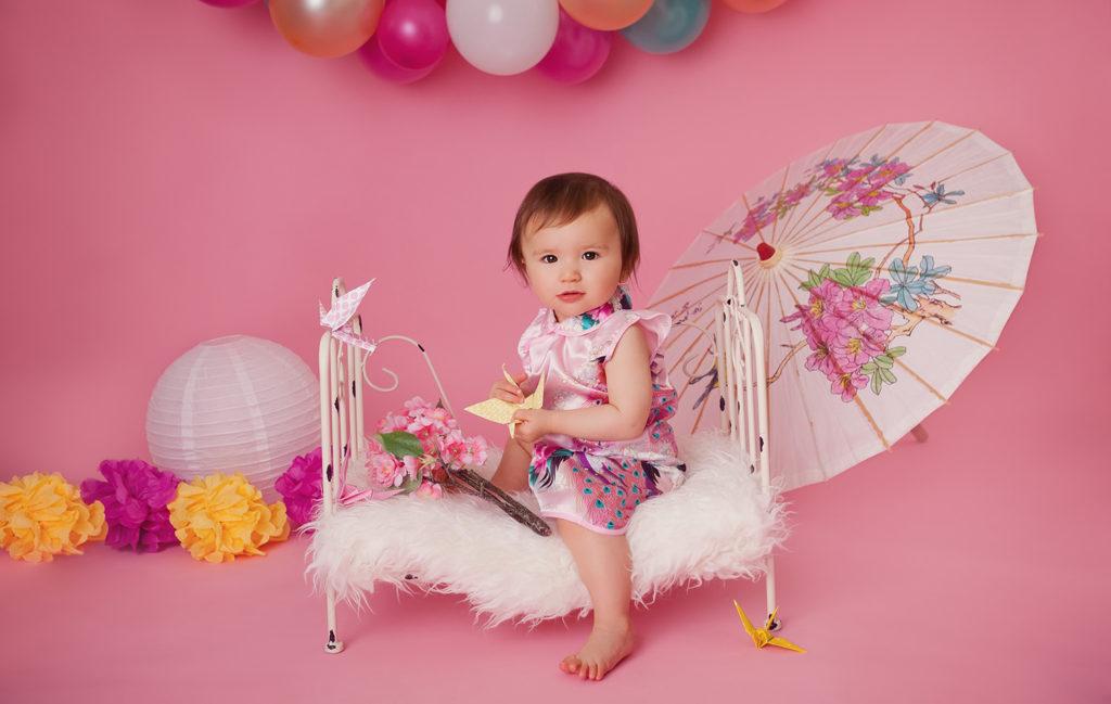 photo bébé theme japonais caen