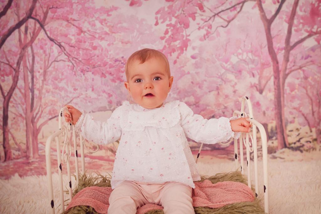 photo bébé theme foret caen