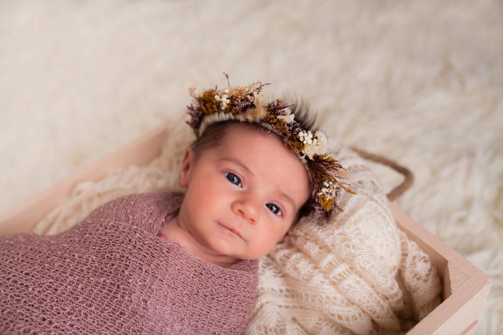photographe bébé orne