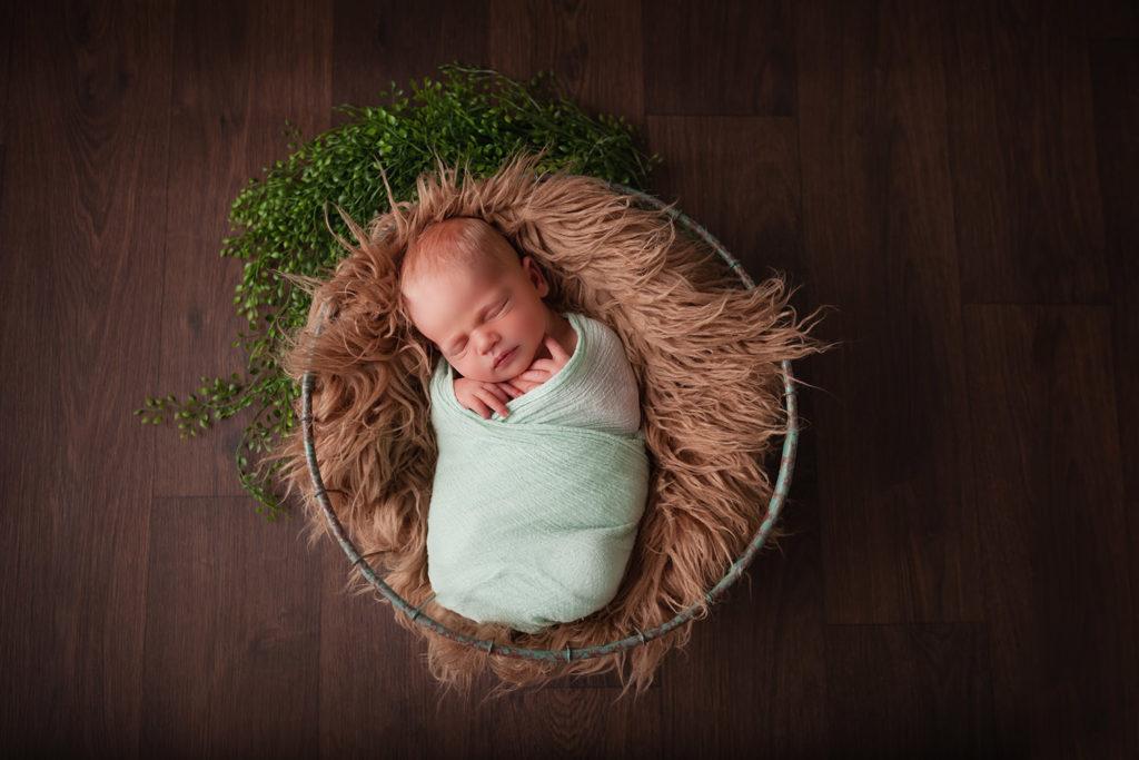 photographe nouveau né saint lô