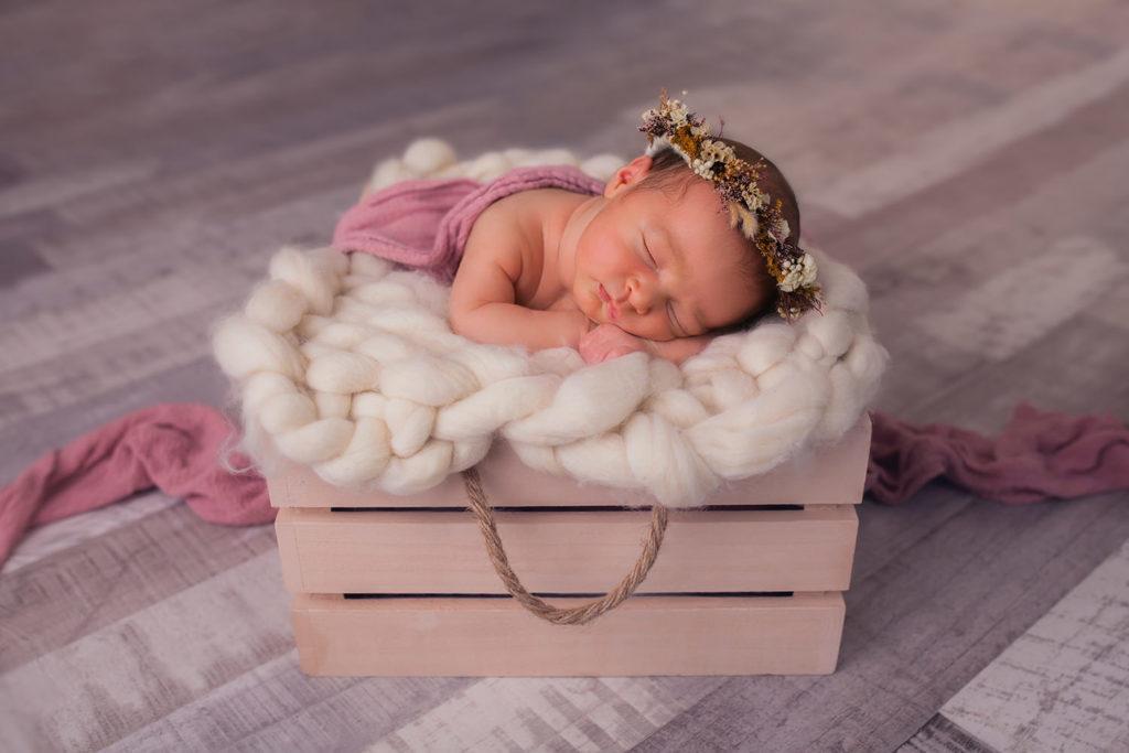 photographe specialiste bébé vae,